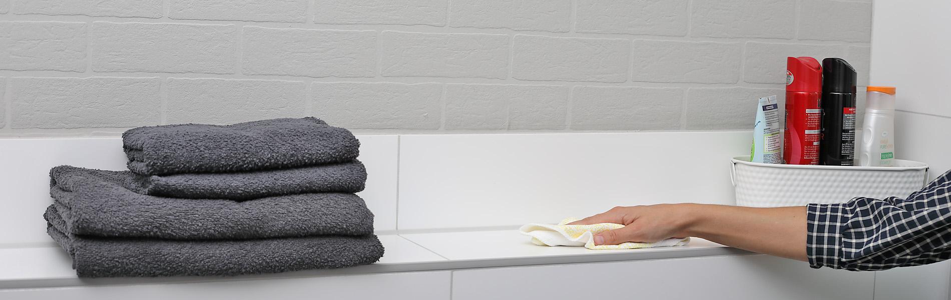 Badreinigung, Hygiene, Sauberkeit und Zuverlässigkeit wird bei Senifix Haushaltshilfe aus Chemnitz großgeschrieben.